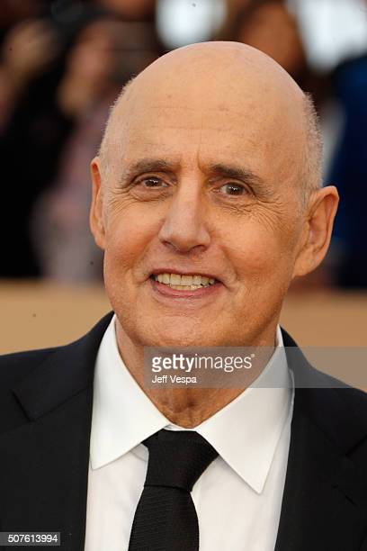 Actor Jeffrey Tambor attends the 22nd Annual Screen Actors Guild Awards at The Shrine Auditorium on January 30 2016 in Los Angeles California