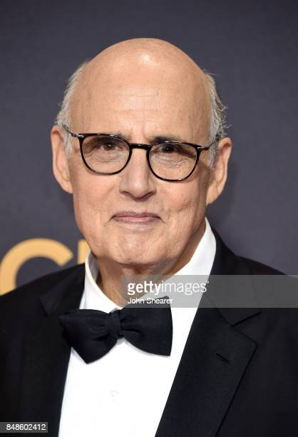 Actor Jeffrey Tambor attends the 69th Annual Primetime Emmy Awards at Microsoft Theater on September 17 2017 in Los Angeles California