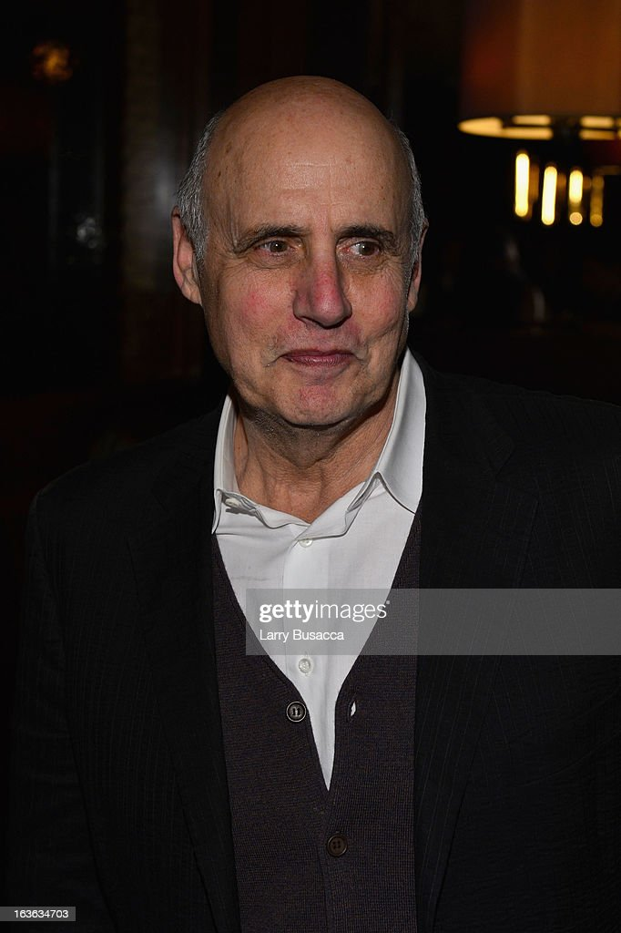 Actor <a gi-track='captionPersonalityLinkClicked' href=/galleries/search?phrase=Jeffrey+Tambor&family=editorial&specificpeople=210677 ng-click='$event.stopPropagation()'>Jeffrey Tambor</a> attends the after party for the 'Phil Spector' premiere at the Time Warner Center on March 13, 2013 in New York City.