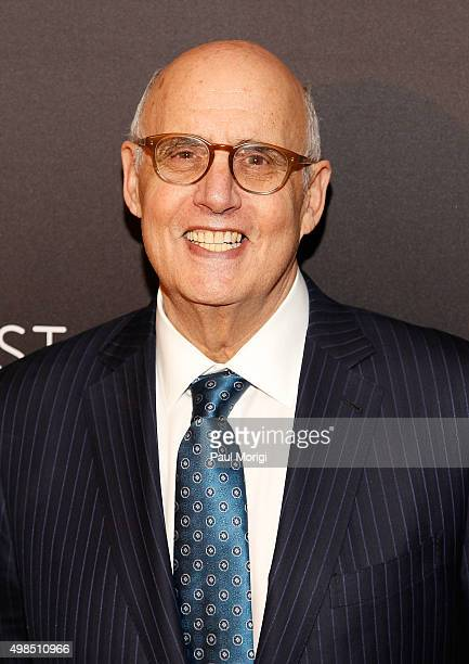 Actor Jeffrey Tambor attends the premiere of 'The Danish Girl' commemorating the Annual Transgender Day of Remembrance at United States Navy Memorial...