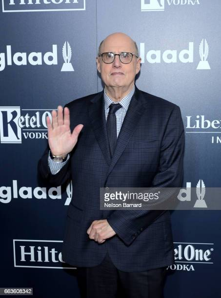 Actor Jeffrey Tambor celebrates achievements in the LGBTQ community at the 28th Annual GLAAD Media Awards sponsored by LGBTQ ally Ketel One Vodka in...