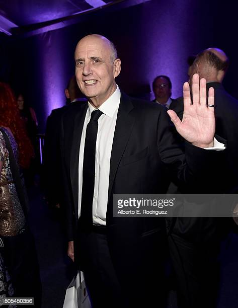 Actor Jeffrey Tambor winner of Best Actor in a Comedy Series award for 'Transparent' attends the after party for the 21st Annual Critics' Choice...