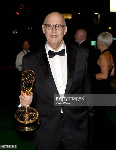 Actor Jeffrey Tambor winner of Outstanding Lead Actor in a Comedy Series for 'Transparent' attends the 68th Annual Primetime Emmy Awards Governors...
