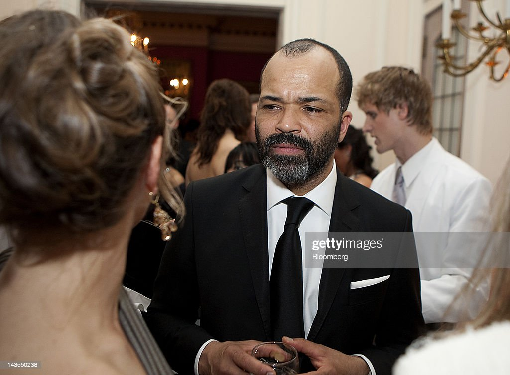 Actor <a gi-track='captionPersonalityLinkClicked' href=/galleries/search?phrase=Jeffrey+Wright&family=editorial&specificpeople=210851 ng-click='$event.stopPropagation()'>Jeffrey Wright</a> attends the Bloomberg Vanity Fair White House Correspondents' Association (WHCA) dinner afterparty in Washington, D.C., U.S., on Saturday, April 28, 2012. The 98th annual dinner raises money for WHCA scholarships and honors the recipients of the organization's journalism awards. Photographer: Joshua Roberts/Bloomberg via Getty Images