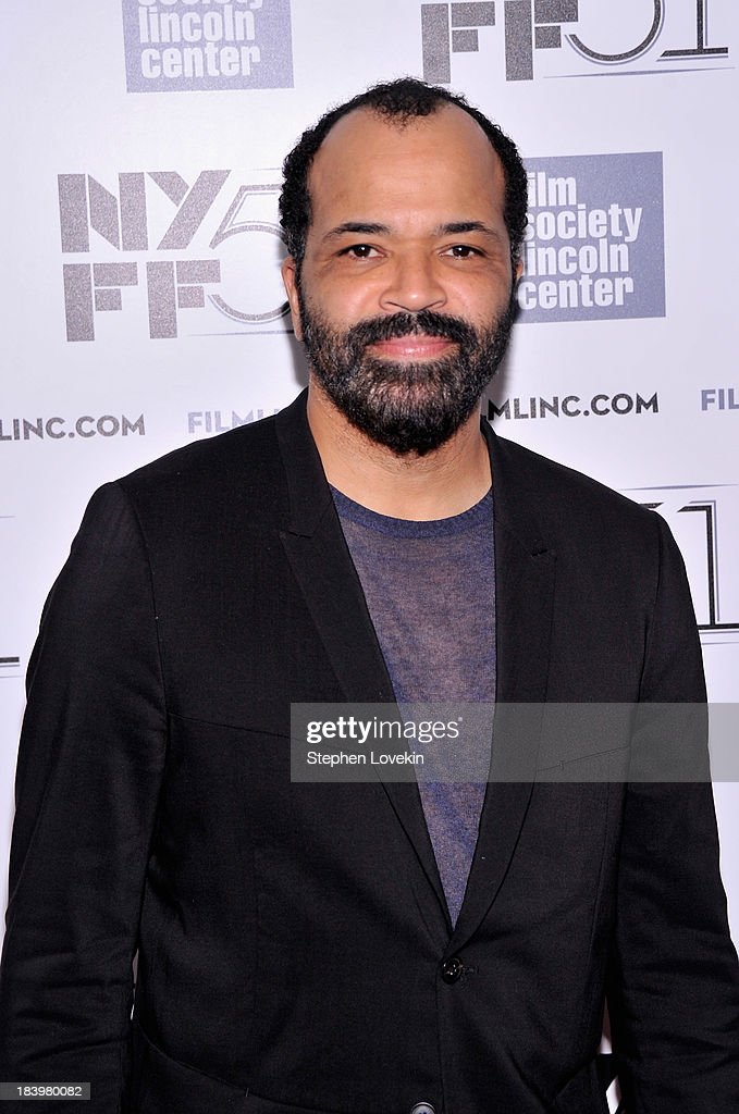 Actor <a gi-track='captionPersonalityLinkClicked' href=/galleries/search?phrase=Jeffrey+Wright&family=editorial&specificpeople=210851 ng-click='$event.stopPropagation()'>Jeffrey Wright</a> attends the 'Only Lovers Left Alive' during the 51st New York Film Festival at Alice Tully Hall at Lincoln Center on October 10, 2013 in New York City.