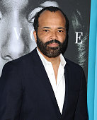 Actor Jeffrey Wright attends the premiere of 'Confirmation' at Paramount Theater on the Paramount Studios lot on March 31 2016 in Hollywood California