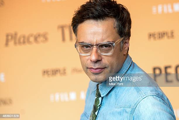 Actor Jemaine Clement attends the 'People Places Things' New York premiere at the Sunshine Landmark Cinema on August 10 2015 in New York City