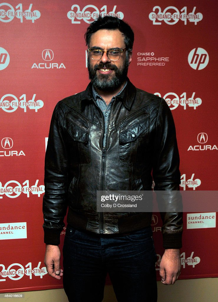 Actor Jemaine Clement attends the 'What We Do In The Shadows' preimiere at the Egyptian Theatre during the 2014 Sundance Film Festival on January 19, 2014 in Park City, Utah.