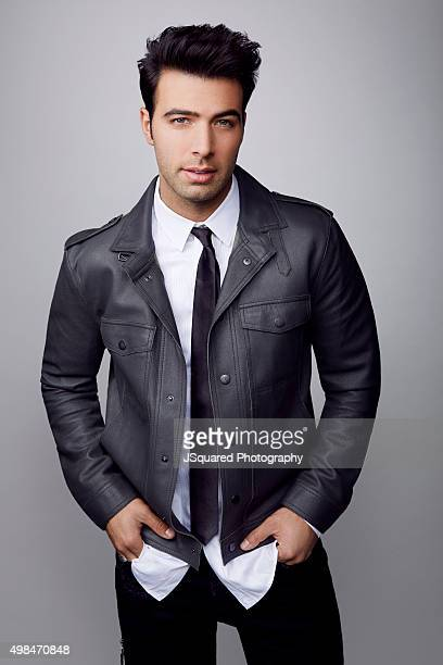 Actor Jencarlos Canela of NBC's 'Telenovela' is photographed for on November 18 2015 in Burbank California