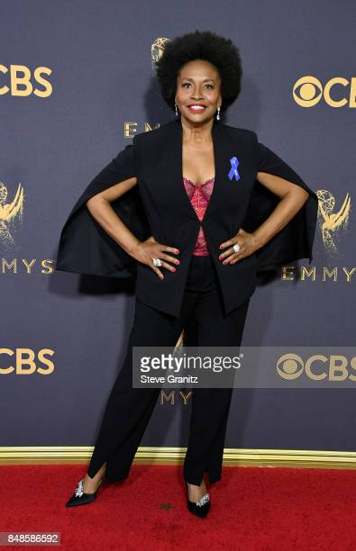 Actor Jenifer Lewis attends the 69th Annual Primetime Emmy Awards at Microsoft Theater on September 17 2017 in Los Angeles California