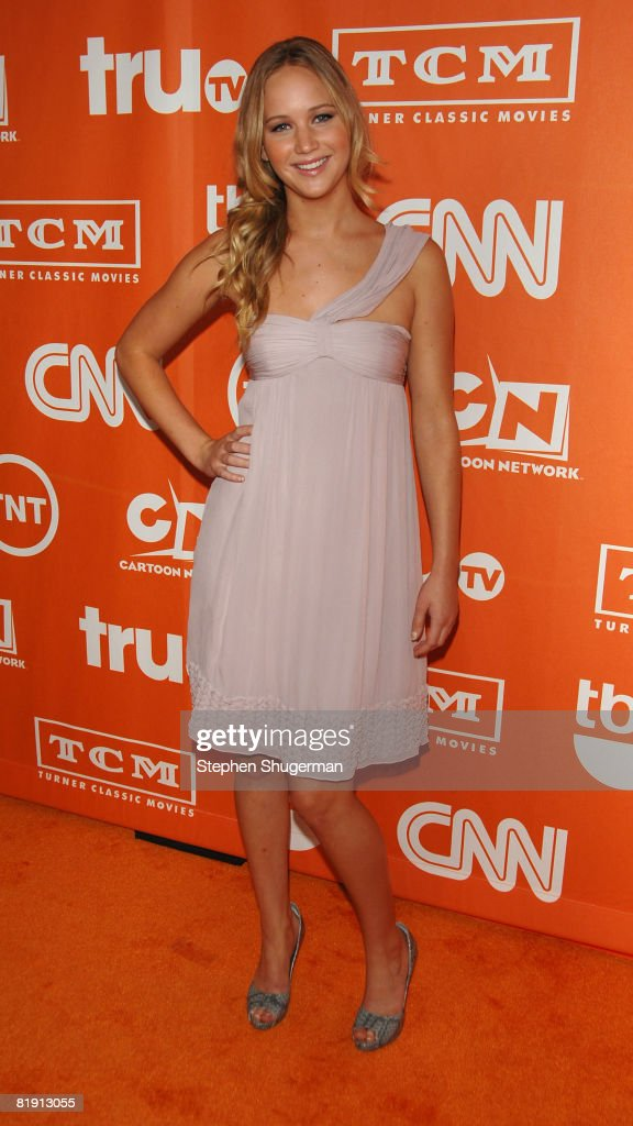 Actor <a gi-track='captionPersonalityLinkClicked' href=/galleries/search?phrase=Jennifer+Lawrence&family=editorial&specificpeople=1596040 ng-click='$event.stopPropagation()'>Jennifer Lawrence</a> attends the 2008 Summer TCA Tour Turner Party at the Beverly Hilton Hotel on July 11, 2008 in Beverly Hills, California.