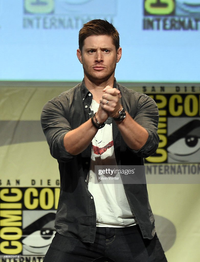 "Comic-Con International 2015 - ""Supernatural"" Panel"