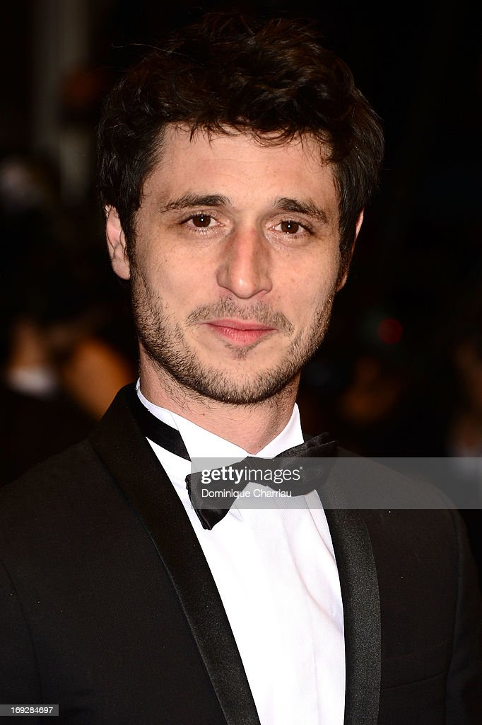 Actor Jeremie Elkaim attends the Premiere of 'Only God Forgives' at The 66th Annual Cannes Film Festival on May 22, 2013 in Cannes, France.