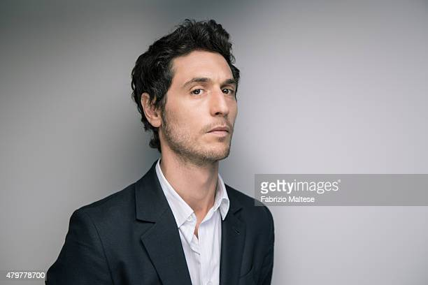 Actor Jeremie Elkaim is photographed for The Hollywood Reporter on May 15 2015 in Cannes France **NO SALES IN USA TILL AUGUST 28 2015**