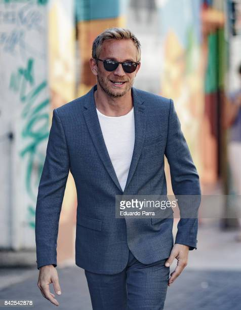 Actor Jeremie Renier attends the 'El amante doble' photocall at Golem cinema on September 4 2017 in Madrid Spain