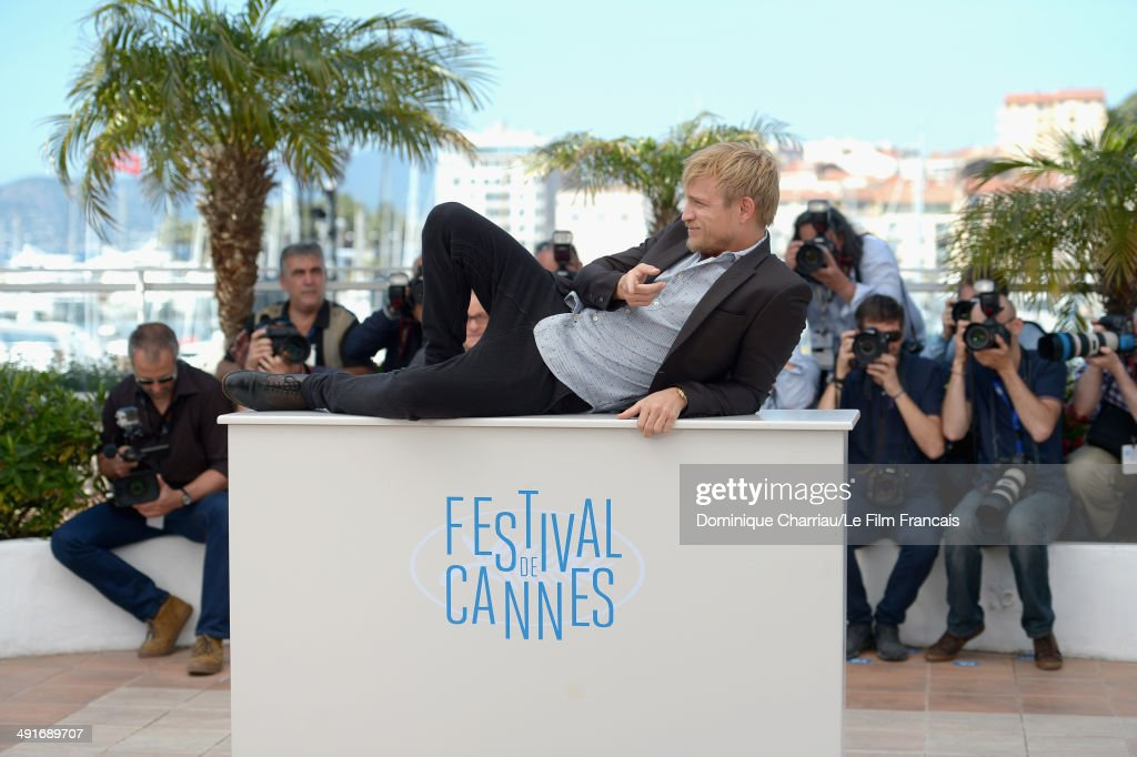 """Saint Laurent"" Photocall - The 67th Annual Cannes Film Festival"