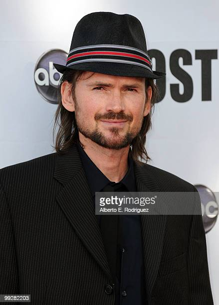 Actor Jeremy Davies arrives at ABC's 'Lost' Live The Final Celebration held at UCLA Royce Hall on May 13 2010 in Los Angeles California