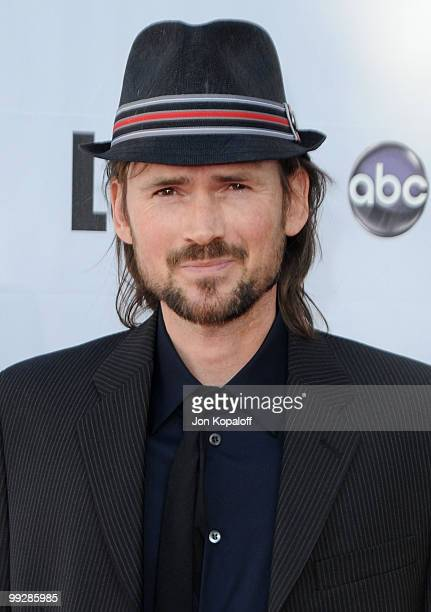 Actor Jeremy Davies arrives at 'LOST Live' The Final Celebration at Royce Hall UCLA on May 13 2010 in Westwood California