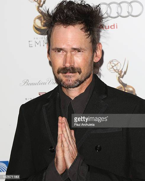 Actor Jeremy Davies attends the 64th Primetime Emmy Award Performer Nominee Reception at Spectra by Wolfgang Puck at the Pacific Design Center on...