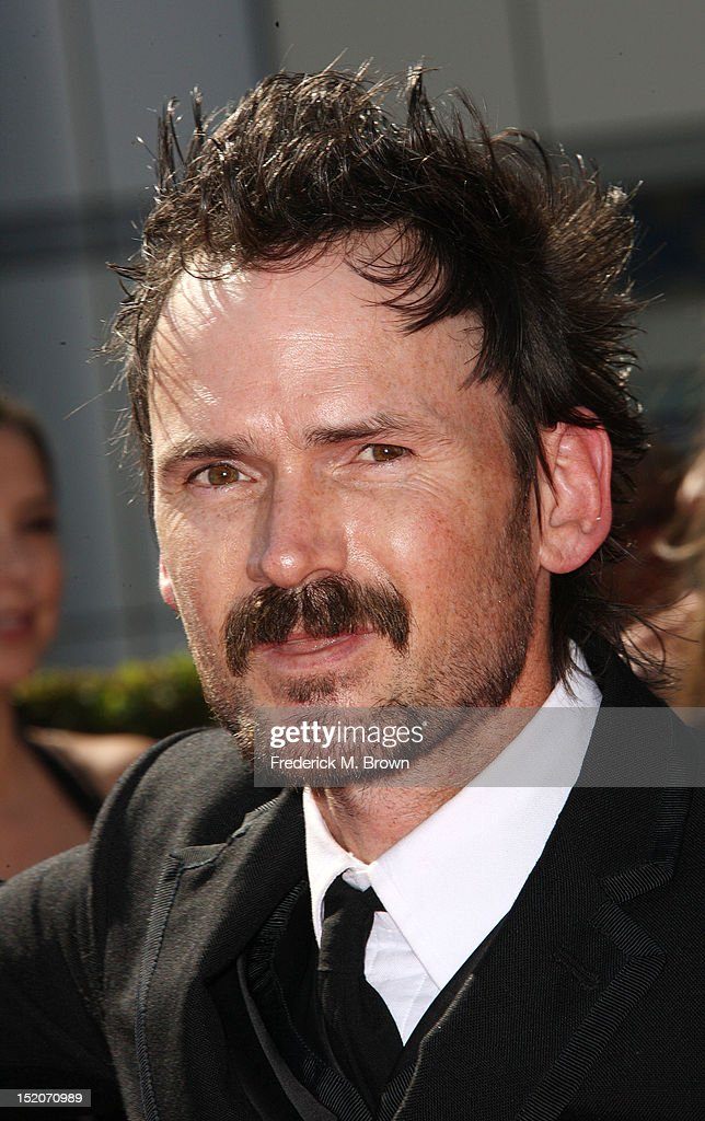Actor <a gi-track='captionPersonalityLinkClicked' href=/galleries/search?phrase=Jeremy+Davies&family=editorial&specificpeople=1583681 ng-click='$event.stopPropagation()'>Jeremy Davies</a> attends The Academy Of Television Arts & Sciences 2012 Creative Arts Emmy Awards at the Nokia Theatre L.A. Live on September 15, 2012 in Los Angeles, California.