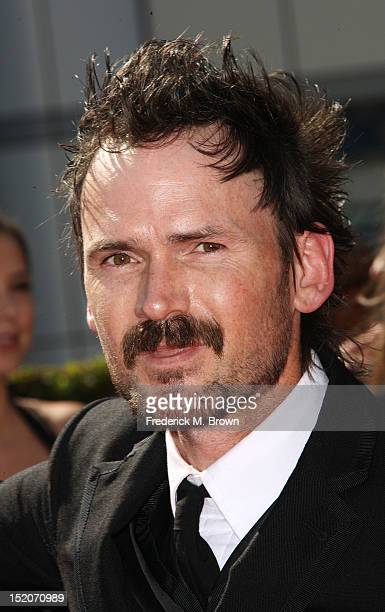 Actor Jeremy Davies attends The Academy Of Television Arts Sciences 2012 Creative Arts Emmy Awards at the Nokia Theatre LA Live on September 15 2012...