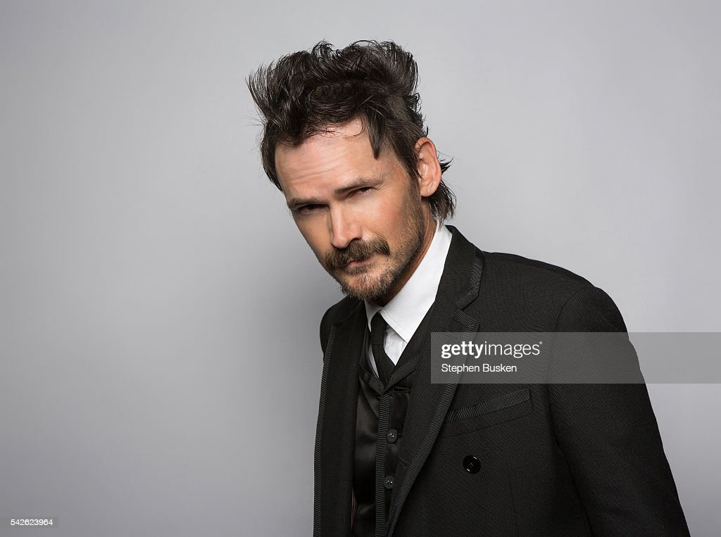 Actor Jeremy Davies is photographed for the Emmy Facebook Page on December 18, 2012 in Hollywood, California.