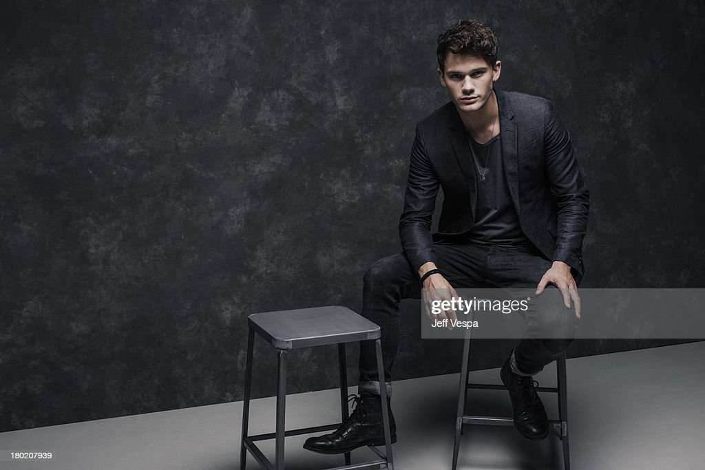 Actor <a gi-track='captionPersonalityLinkClicked' href=/galleries/search?phrase=Jeremy+Irvine&family=editorial&specificpeople=7595423 ng-click='$event.stopPropagation()'>Jeremy Irvine</a> is photographed at the Toronto Film Festival on September 7, 2013 in Toronto, Ontario.