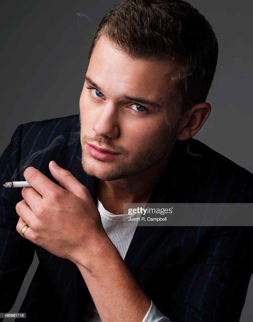 Jeremy Irvine, Just Jared, November 5, 2015
