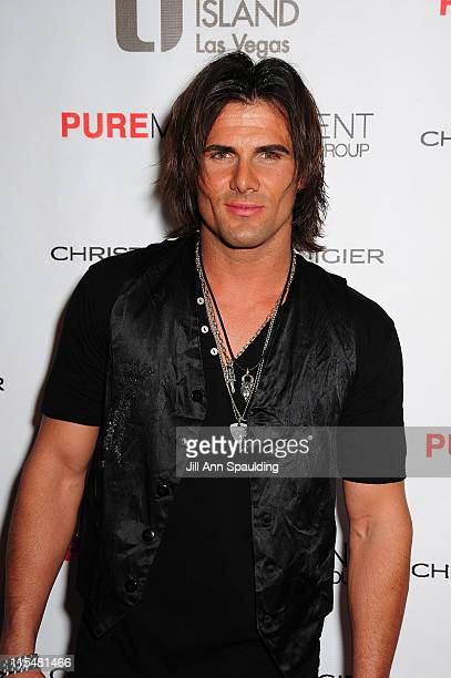Actor Jeremy Jackson arrives at The Grand Opening of Christian Audigier The Nightclub Las Vegas at Treasure Island on July 4 2008 in Las Vegas Nevada