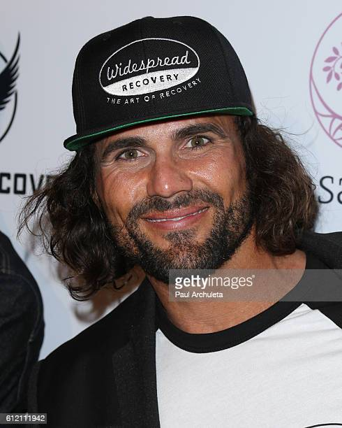 Actor Jeremy Jackson attends the 'Rock To Recovery' bvenefit at The Fonda Theatre on October 2 2016 in Los Angeles California
