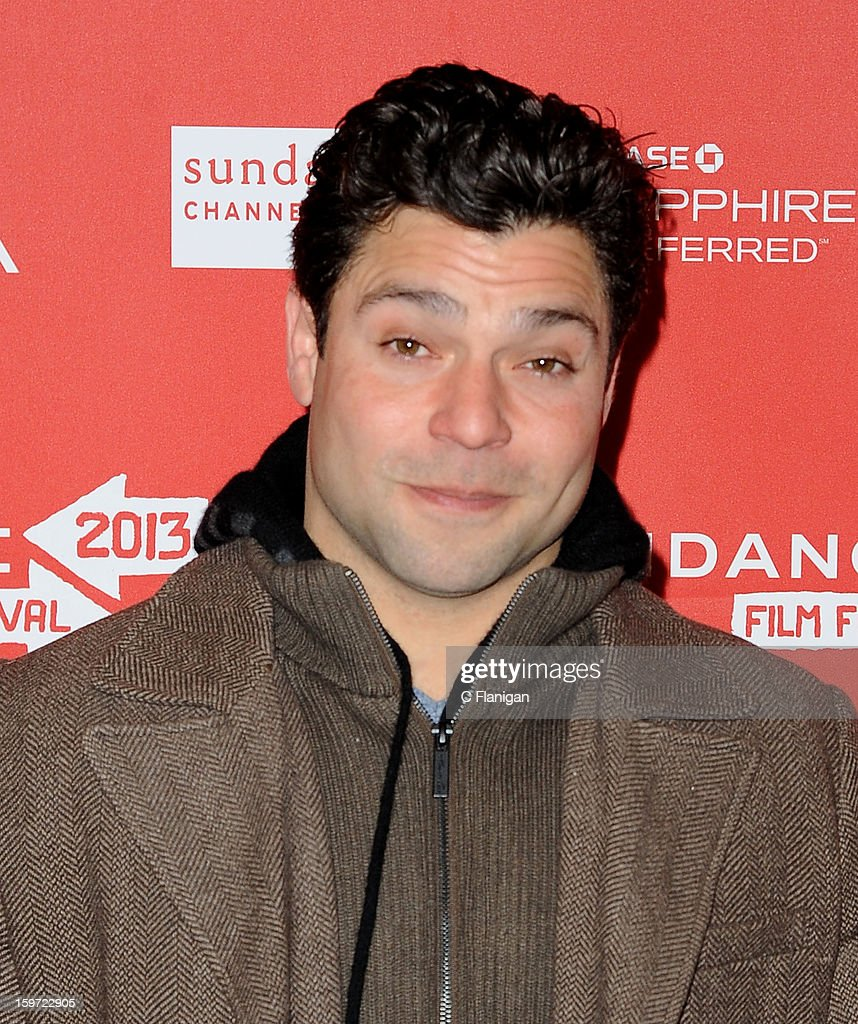 Actor Jeremy Luke attends 'Don Jon's Addiction' Premiere during the 2013 Sundance Film Festival at Eccles Center Theatre on January 18, 2013 in Park City, Utah.