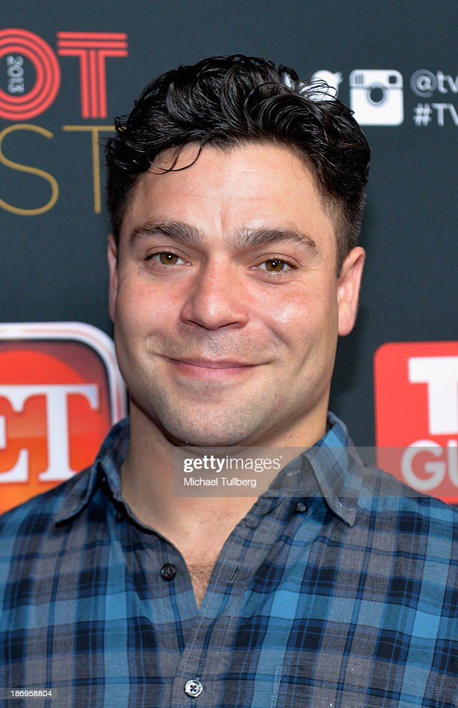 Actor Jeremy Luke attends TV Guide Magazine's Annual Hot List Party at The Emerson Theatre on November 4, 2013 in Hollywood, California.