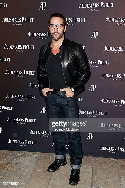 Actor Jeremy Piven attends Audemars Piquet Celebrates Grand Opening of Rodeo Drive Boutique on December 9 2015 in Beverly Hills California