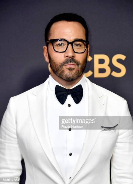 Actor Jeremy Piven attends the 69th Annual Primetime Emmy Awards at Microsoft Theater on September 17 2017 in Los Angeles California