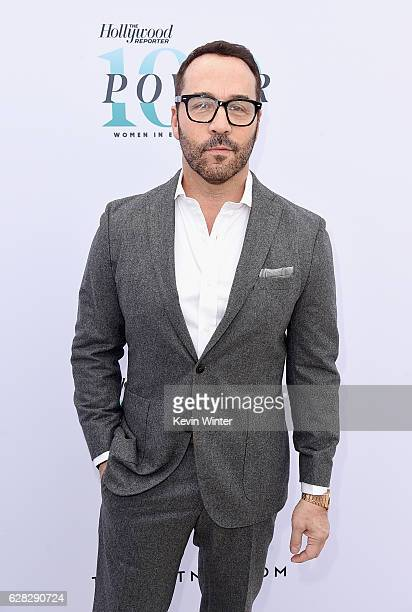 Actor Jeremy Piven attends The Hollywood Reporter's Annual Women in Entertainment Breakfast in Los Angeles at Milk Studios on December 7 2016 in...