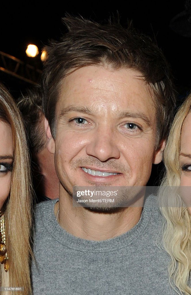 Actor Jeremy Renner attends the 11th annual Maxim Hot 100 Party with Harley-Davidson, ABSOLUT VODKA, Ed Hardy Fragrances, and ROGAINE held at Paramount Studios on May 19, 2010 in Los Angeles, California.