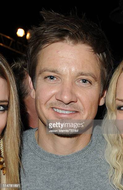 Actor Jeremy Renner attends the 11th annual Maxim Hot 100 Party with HarleyDavidson ABSOLUT VODKA Ed Hardy Fragrances and ROGAINE held at Paramount...