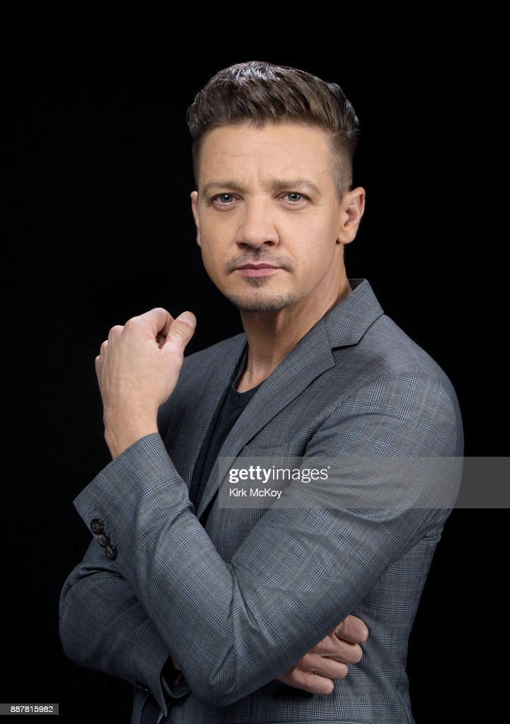 Jeremy Renner, Los Angeles Times, November 26, 2017