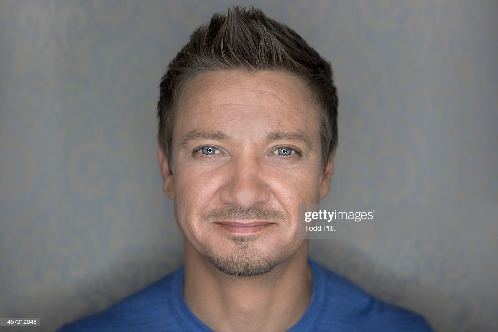 Actor <a gi-track='captionPersonalityLinkClicked' href=/galleries/search?phrase=Jeremy+Renner&family=editorial&specificpeople=708701 ng-click='$event.stopPropagation()'>Jeremy Renner</a> is photographed for USA Today on September 22, 2014 in New York City.