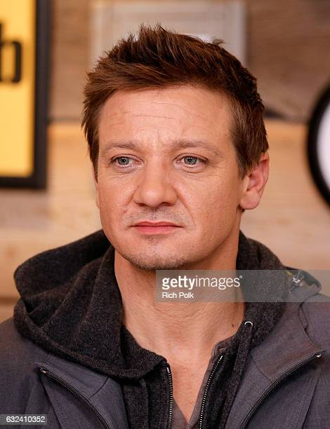 Actor Jeremy Renner of 'Wind River' attends The IMDb Studio featuring the Filmmaker Discovery Lounge presented by Amazon Video Direct Day Three...