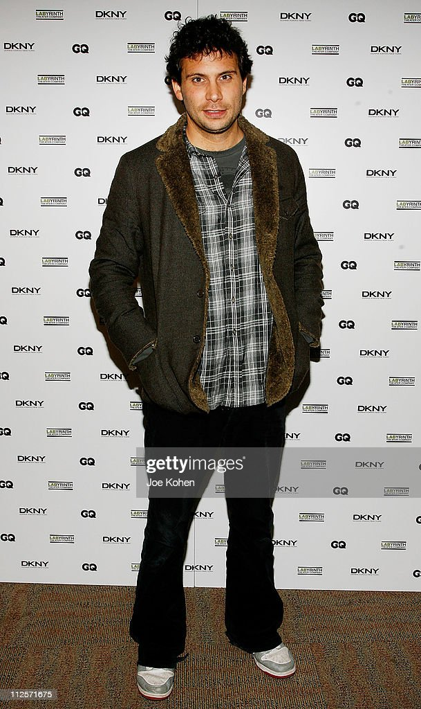 Actor Jeremy Sisto arrives at the 5th Annual LAByrinth Theater Company Celebrity Charades on October 29 2007 in New York City