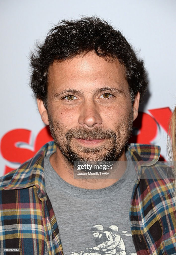 Actor Jeremy Sisto arrives at the Dimension Films' 'Scary Movie 5' premiere at the ArcLight Cinemas Cinerama Dome on April 11, 2013 in Hollywood, California.
