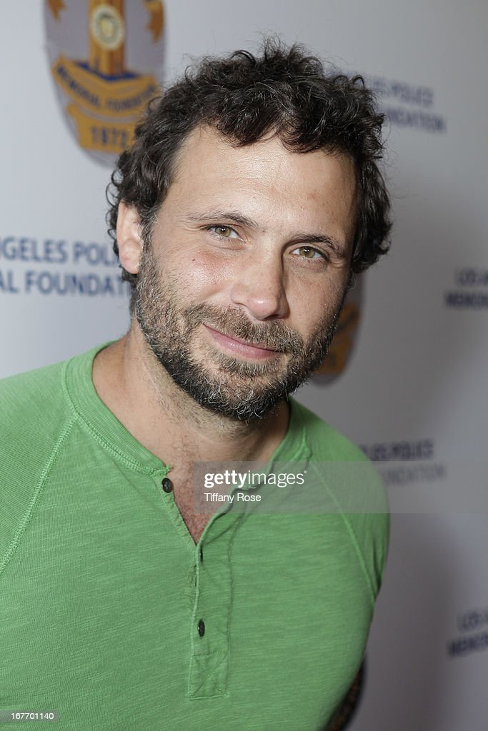 Actor Jeremy Sisto attends Los Angeles Police Memorial Foundation's Celebrity Poker Tournament at Saban Theatre on April 27, 2013 in Beverly Hills, California.