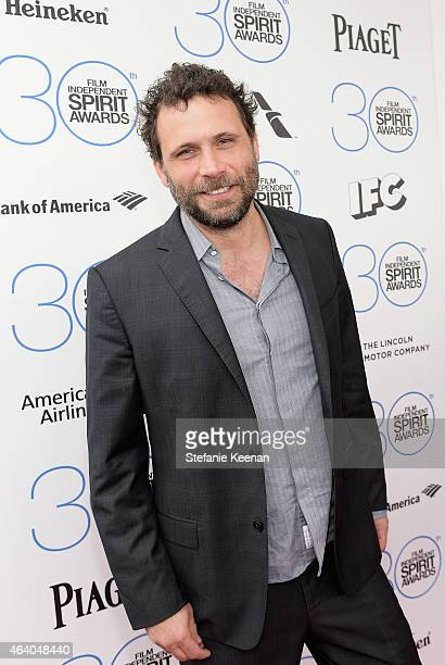 Actor Jeremy Sisto attends the 30th Annual Film Independent Spirit Awards at Santa Monica Beach on February 21 2015 in Santa Monica California