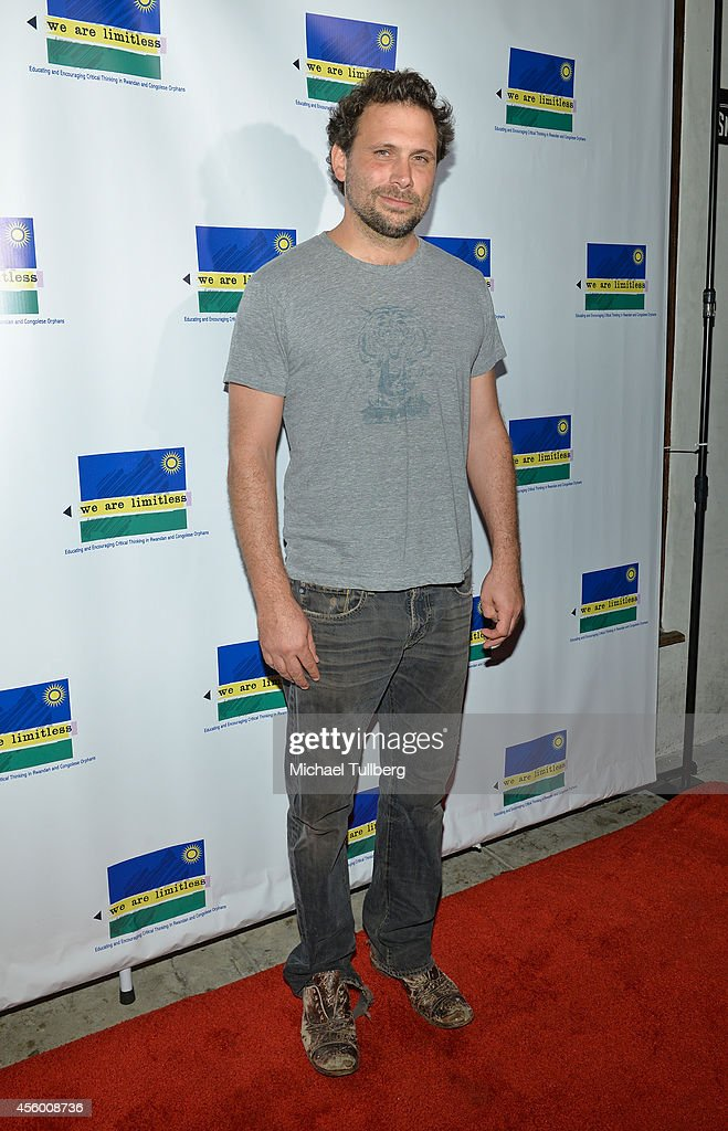 Actor Jeremy Sisto attends We Are Limitless' 2nd Annual Celebrity Poker Tournament at Hyperion Public on September 23 2014 in Los Angeles California
