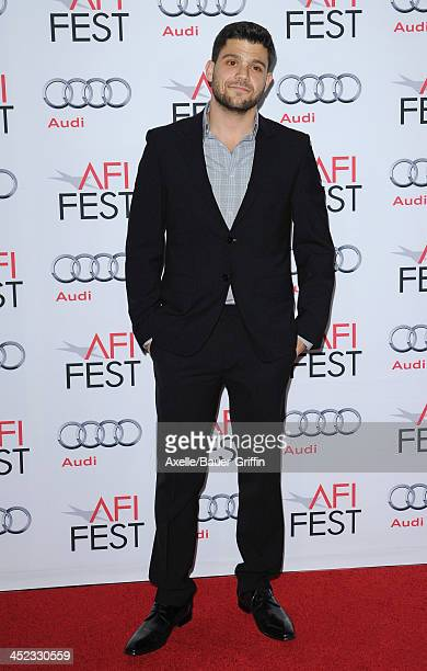 Actor Jerry Ferrara attends the screening of 'Lone Survivor' at AFI FEST 2013 at the TCL Chinese Theatre on November 12 2013 in Hollywood California