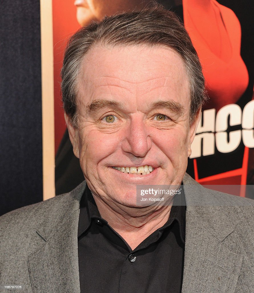 Actor Jerry Mathers arrives at the Los Angeles Premiere 'Hitchcock' at AMPAS Samuel Goldwyn Theater on November 20, 2012 in Beverly Hills, California.