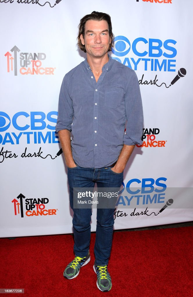 Actor Jerry O'Connell attends 'CBS Daytime After Dark' at The Comedy Store on October 8, 2013 in West Hollywood, California.