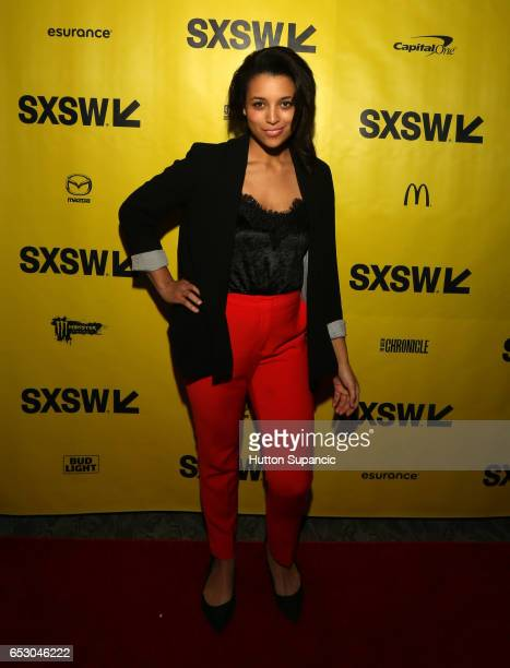 Actor Jess Nurse attends the premiere of 'MFA' during 2017 SXSW Conference and Festivals at Stateside Theater on March 13 2017 in Austin Texas