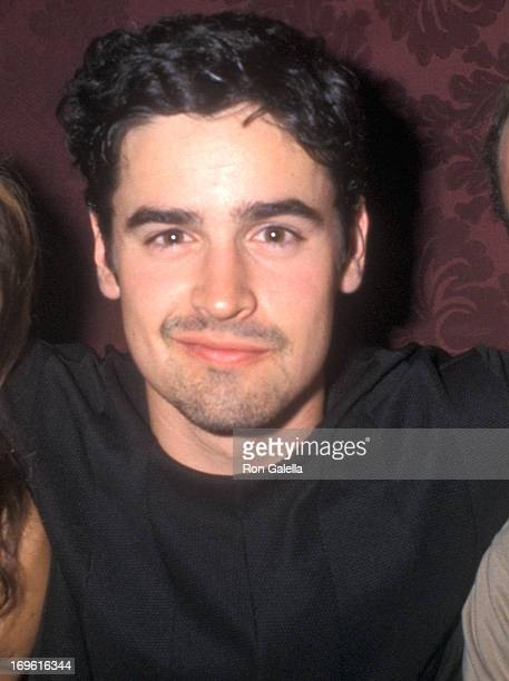 Actor Jesse Bradford attends the Landmark Club Restaurant Grand Opening Celebration/Richard Belzer's Belated 56th Birthday Party on September 23 2000...